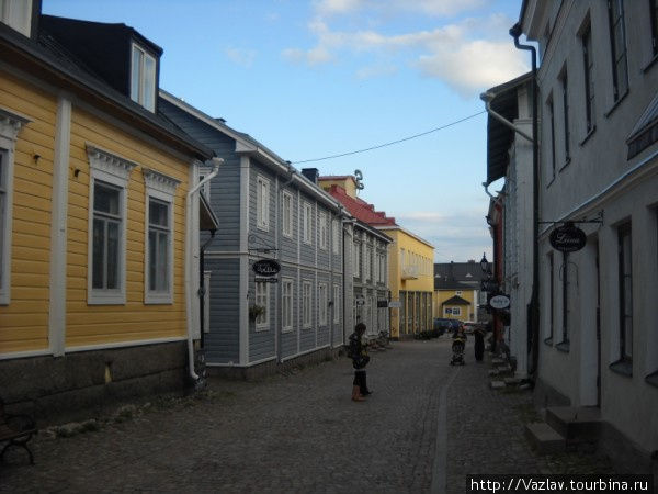 Улочка старого квартала