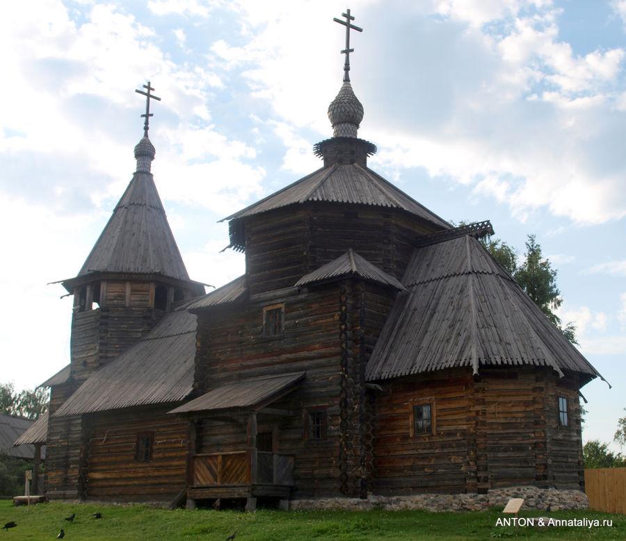 Церковь Воскресения.