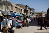 Как и во многих восточных странах, в Афганистане практически весь центр города — один большой рынок.