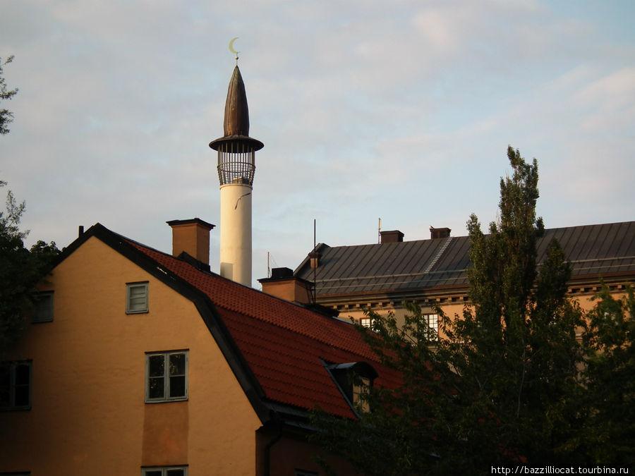 Та самая соборная мечеть
