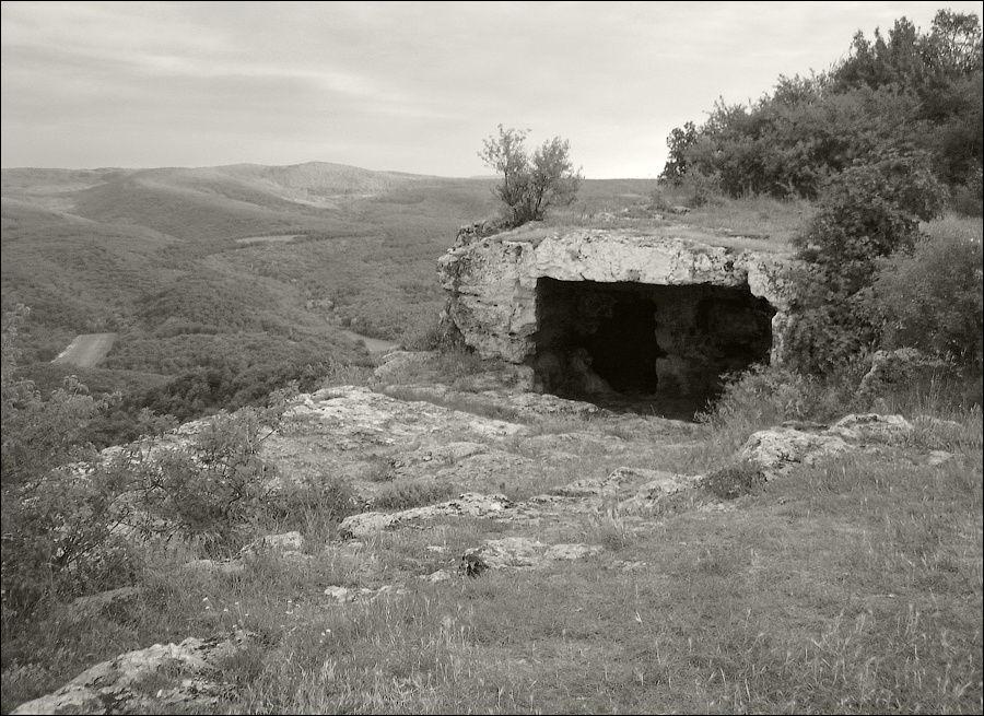 Остатки храма у