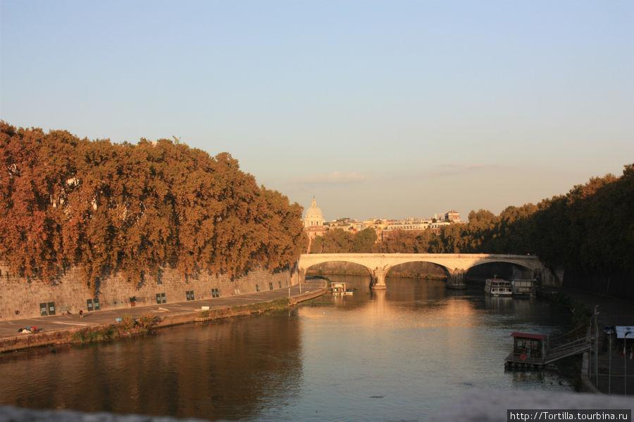 Рим. Тибр