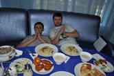 в ресторане Эльдорадо. калмыцкая кухня супер!!!