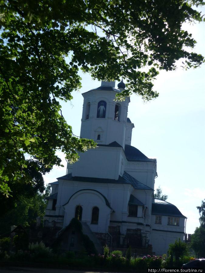 Николо-Аврамиев монастырь