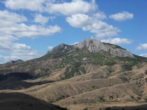 гора Кара-оба