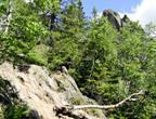 Каменное русло каменной реки
