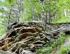 Какие только формы не приобрели валуны,  камни и скалы за свою долгую  жизнь