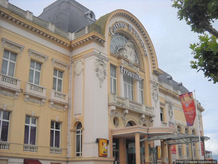 Фасад казино
