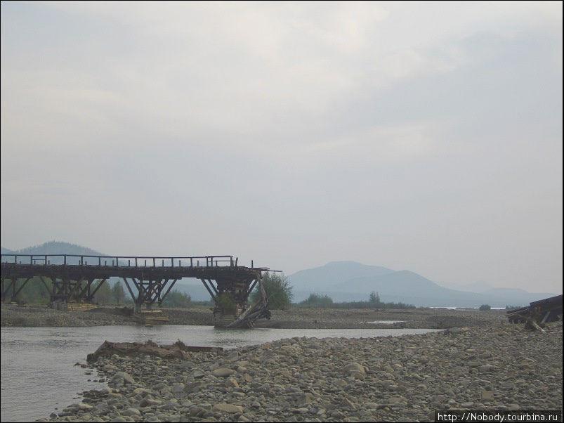 Мост в Кюбюме