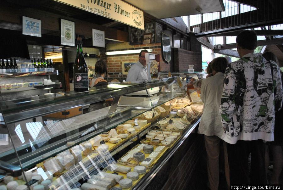 Сыр и сидр — что еще надо для счастья?
