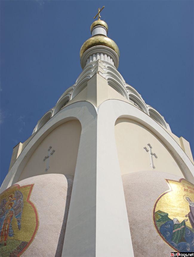 Церковь-пасхальное яйцо