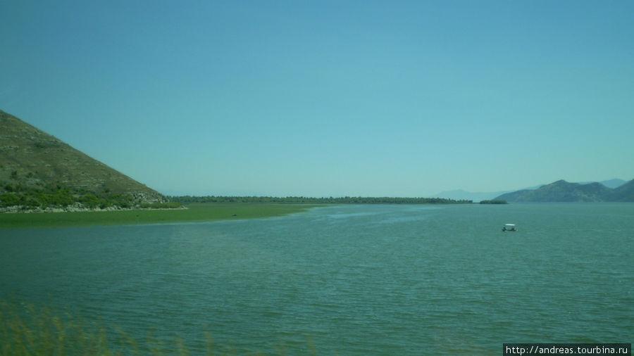 Озеро Шкодер