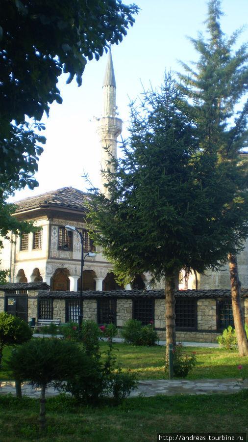 Тетово. Возле этой мечети мы ночевалиМакедония