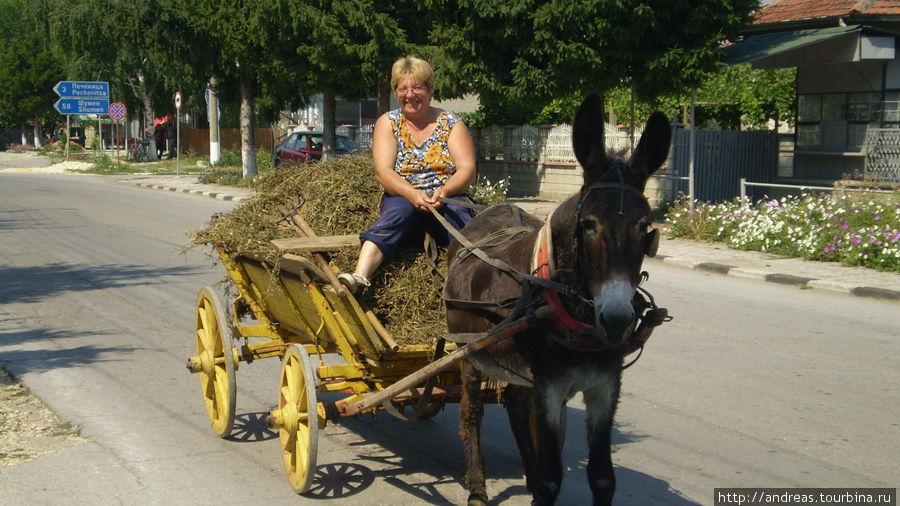 В болгарском селе