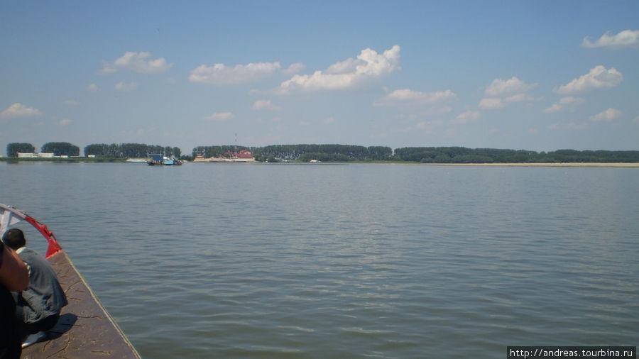 Через Дунай в Силистре