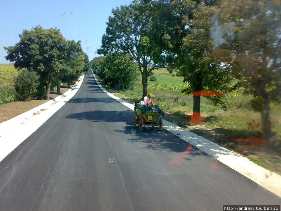 Болгарские дороги