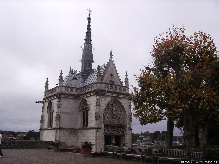 Замки Луары Шато-дю-Луар, Франция