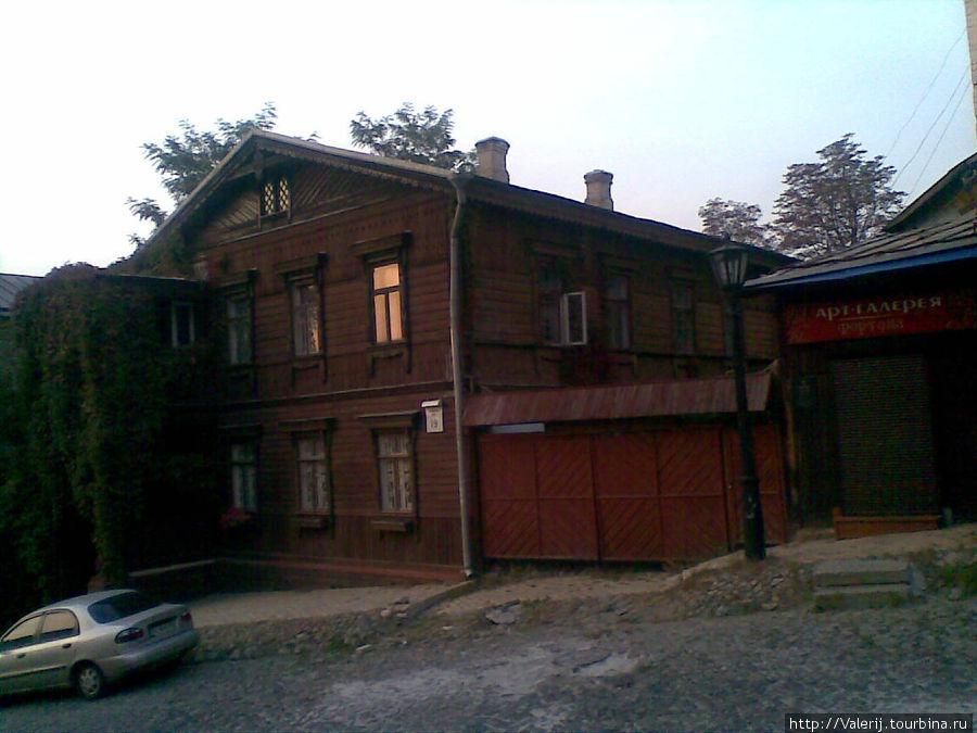 Старый купеческий дом.