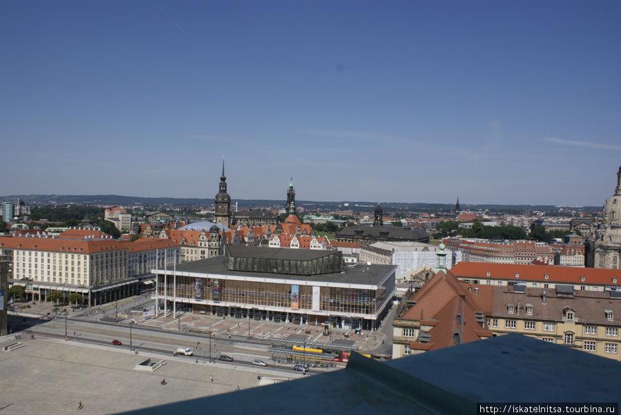 Дрезденская архитектура