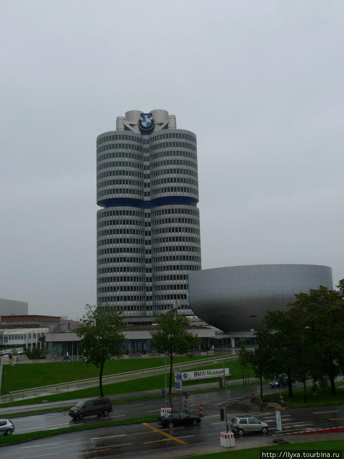Здание завода и музея<br /> Ори
