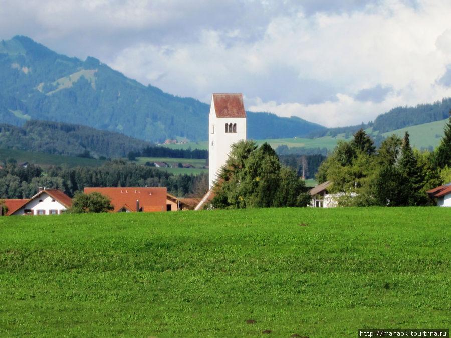 Германия бавария купить участок