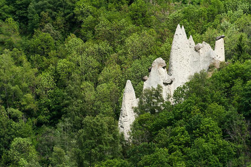 Пирамиды d'Euseigne