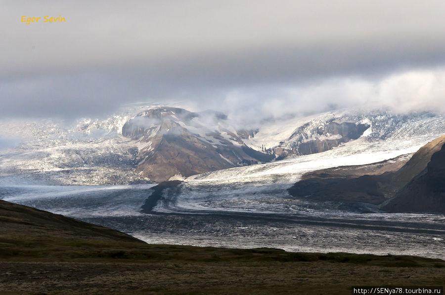 Ледник Skaftafellsjokull