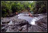 Чаши водопада Хавилли