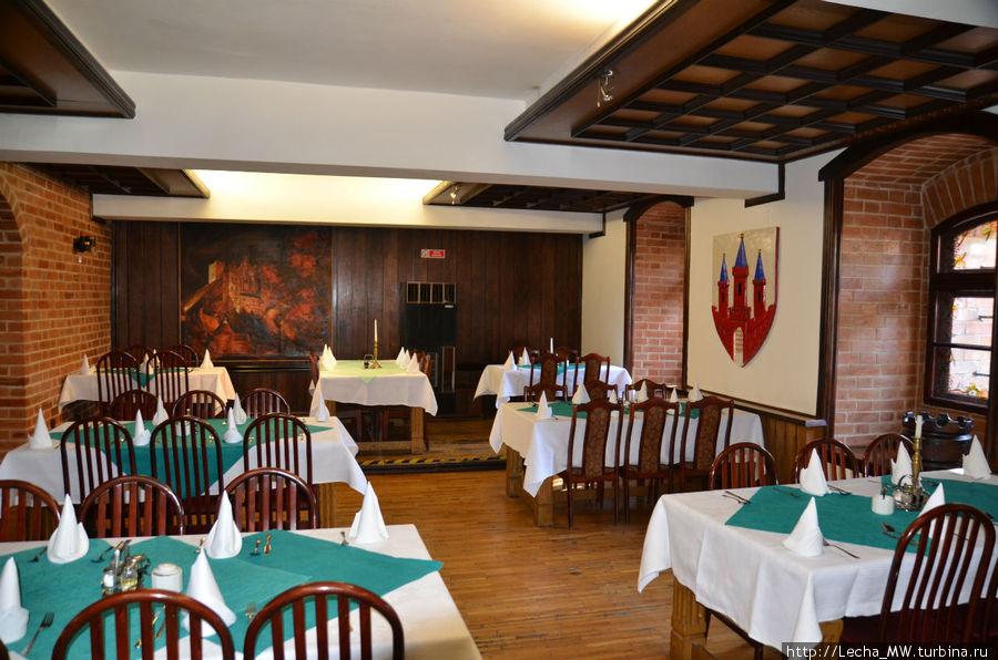 Гостиничный ресторан