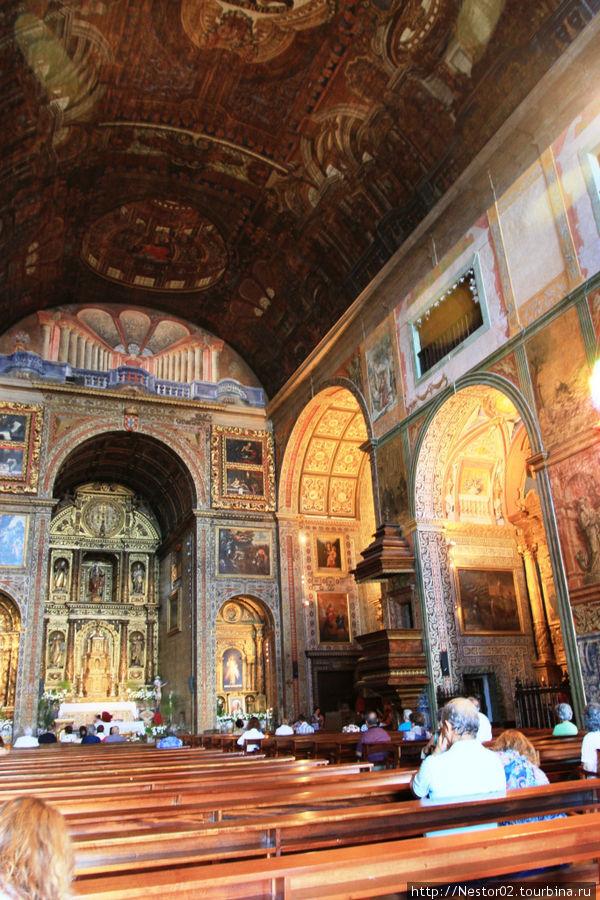 Кафедральный собор, Фуншал.