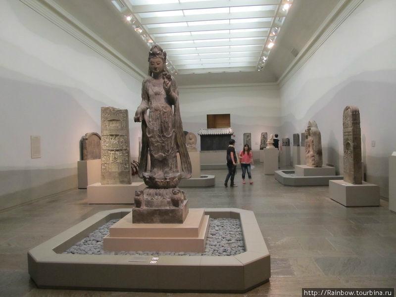Залы китайского искусства