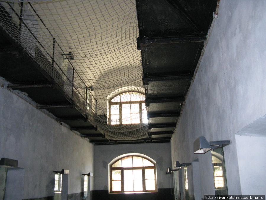Тюрьма. Новое здание.