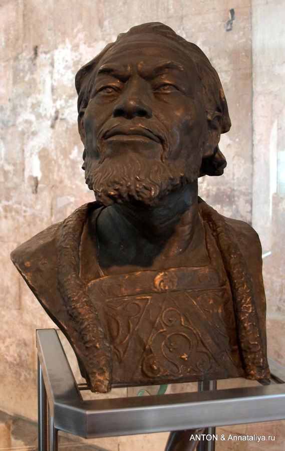 Андрей Боголюбский — основатель Боголюбова.