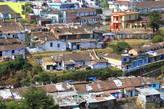 Индийская действительность, вид на город сверху