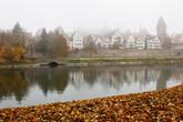 Дунай. Осень.