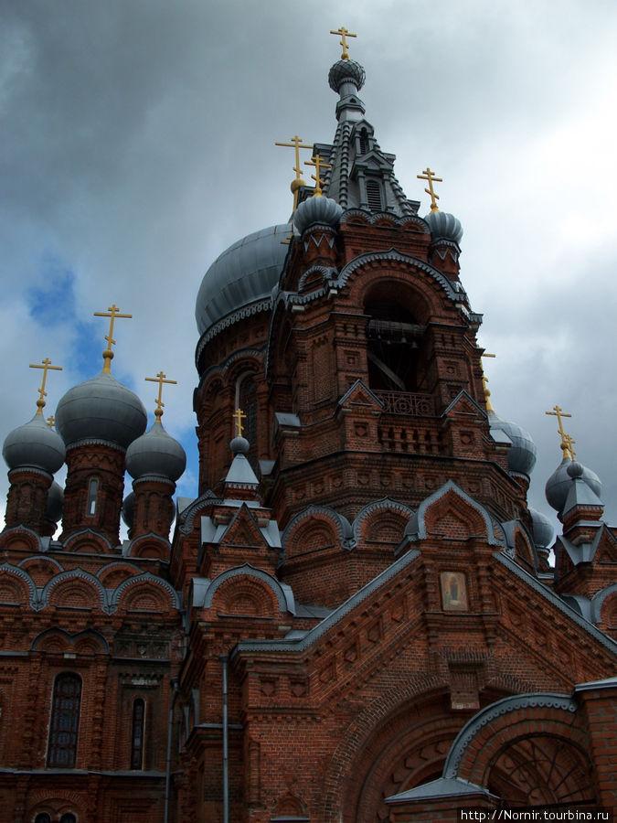 Фурманов_Церковь_Сентябрь 2011 Фурманов, Россия