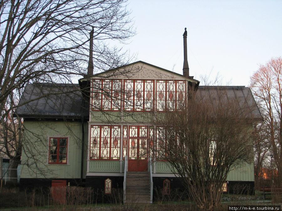 Дома в Дипломатичском городе