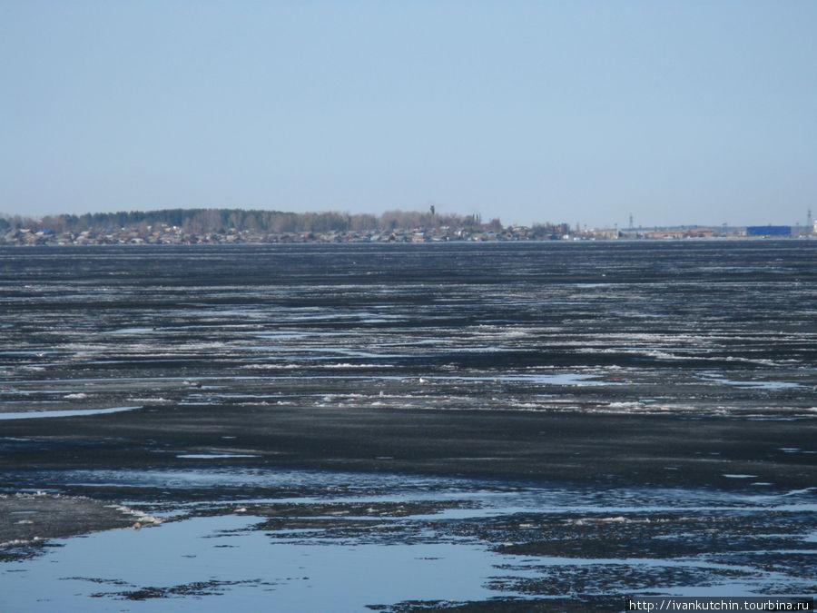 Онежский лед