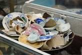 Цунами разрушило многие экспонаты музея