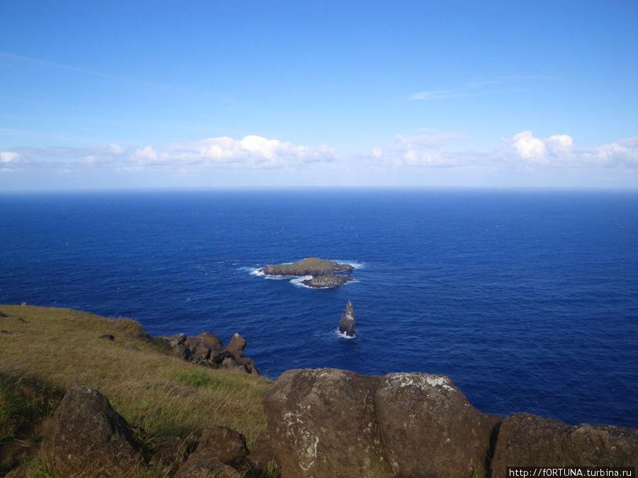 Остров Моту-Нуи