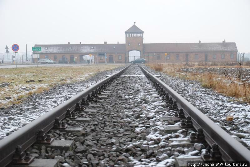 Буркенау ( Аушвиц II — Ворота Смерти)