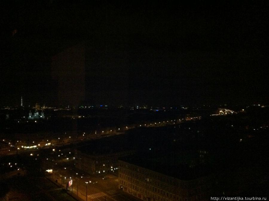 Вид из панорамных окон