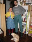 Итальянец и его 85-летняя бабушка