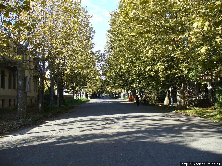Улица Воронова