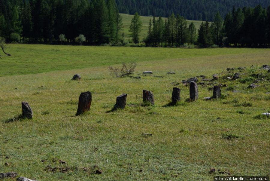 Тайны пазырыкских курганов Усть-Улаган, Россия