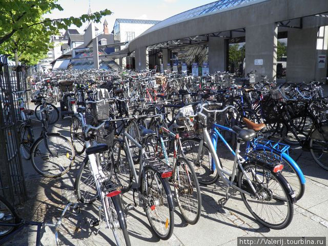 Скучающие велосипеды