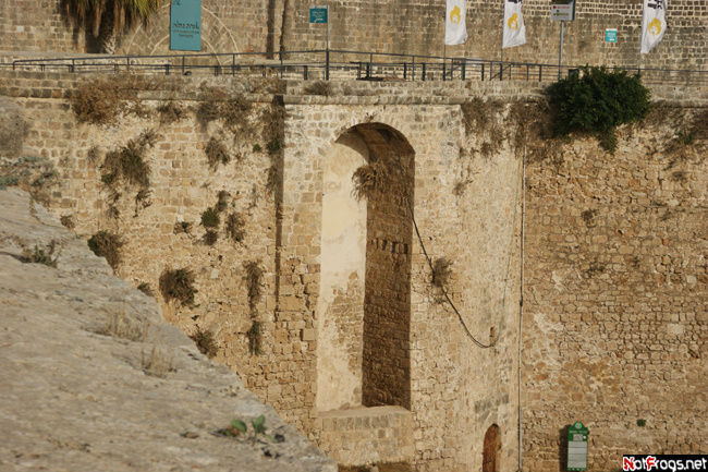 Часть городских стен