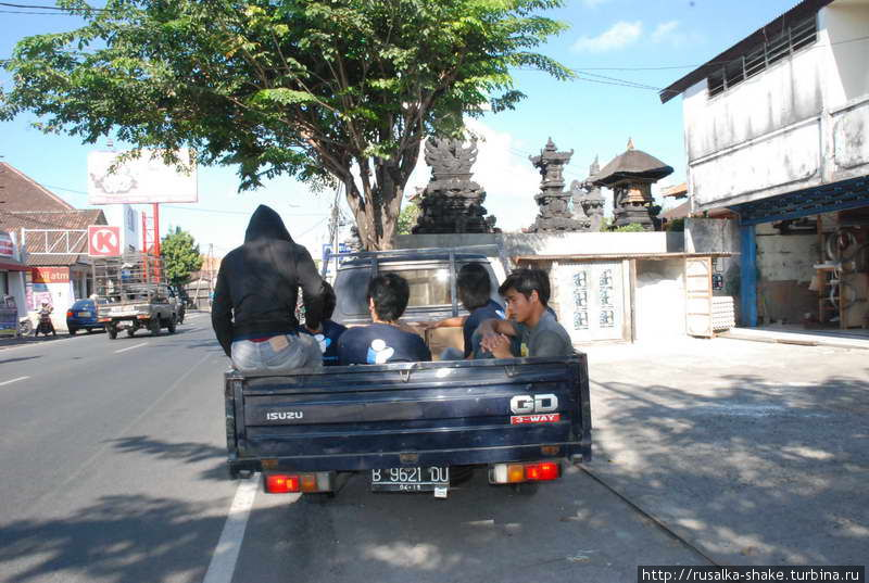 Денпасар — провинциальная столица Денпасар, Индонезия
