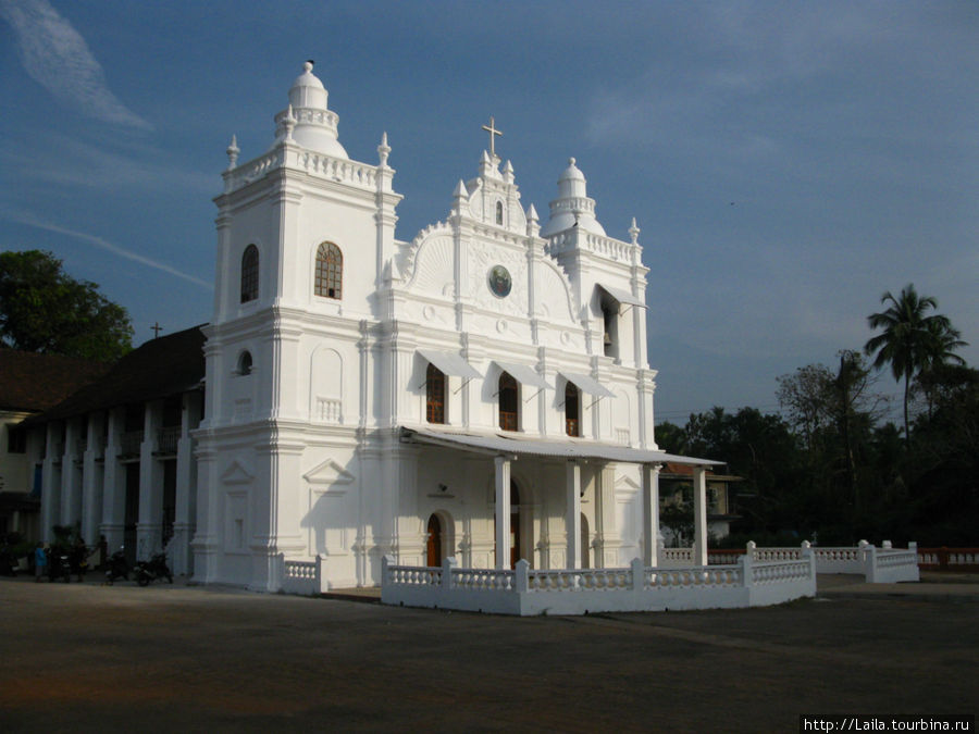 Varca Church, Goa