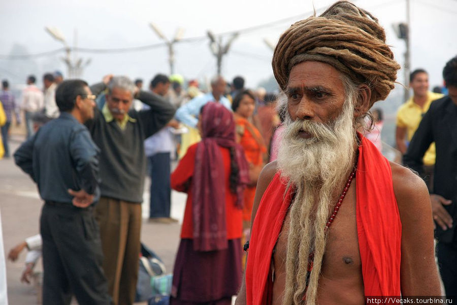 Сакральный город Харидвар Харидвар, Индия